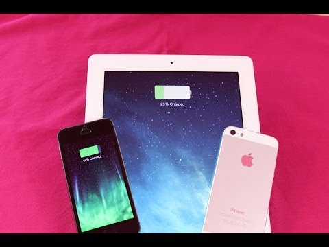 How To Increase Battery Life for iPhone, iPad & iPod Touch | iOS 7 Devices | Simple Tutorial