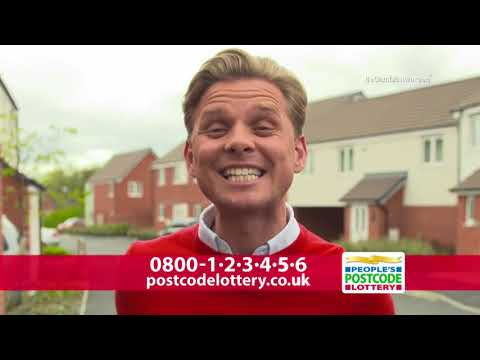 Adverts - You Never Know - July Play - People's Postcode Lottery
