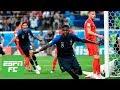 France Beats Belgium 1 0 In World Cup Semifinals WSamuel Umtiti Goal Instant Analysis ESPN FC