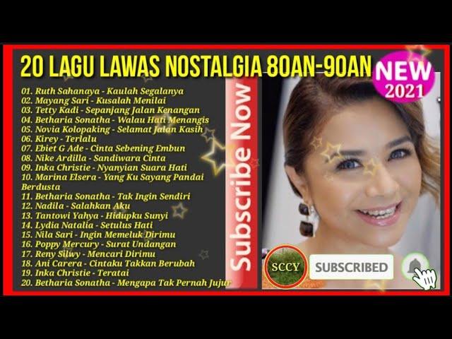 Download 🎤👁️Tembang pilihan|| Ruth Sahanaya - Kaulah Segalanya || 20 Top Lagu Lawas Paling Populer 80-90an👁️ MP3 Gratis