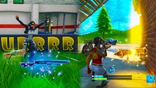 BLUE PUMP & GUIDED MISSILE LAUNCHER GAMEPLAY!   Fortnite Battle Royale