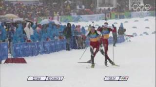 Biathlon Men Team Relay Complete Event | Vancouver 2010
