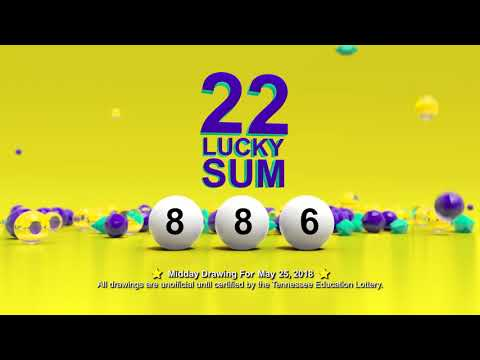 Tennessee Lottery Midday_C3_C4_LS 05/25/2018