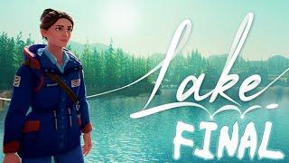 Lake - Walkthrough - Final Part 15 - September 15 & Ending (PC UHD) [4K60FPS]