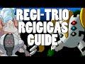 Regi Trio And Regigigas Guide Omega Ruby And Alpha Sapphire