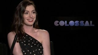 EXCLUSIVE: Anne Hathaway Fangirls Over