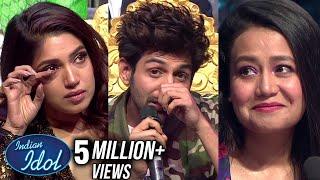 Kartik Aaryan EMOTIONAL, CRIES On Indian Idol 11 Sets With Ananya Panday, Bhumi Pednekar