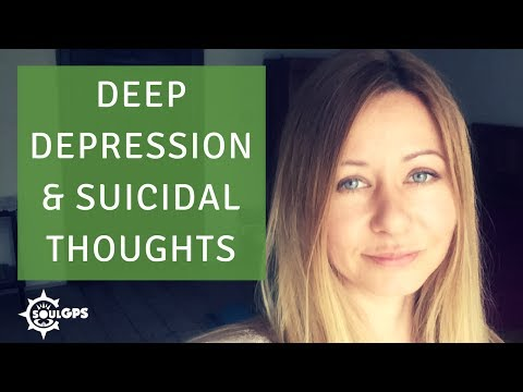 Deep Depression & Suicidal Thoughts During & After Narcissistic Abuse