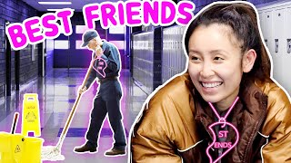 Olivia's BFF Was The Janitor - SmoshCast #40 Highlight