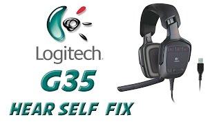 Logitech G633 microphone levels stuck at 0%