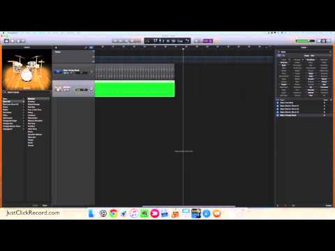 How To Add A Click Track In GarageBand