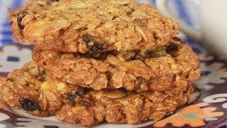 Oatmeal Cookies Recipe Demonstration - Joyofbaking.com