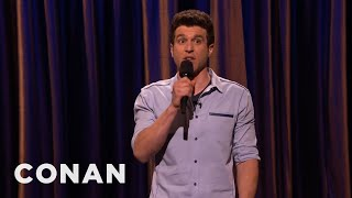 Mo Mandel Stand-Up 12/10/14  - CONAN on TBS