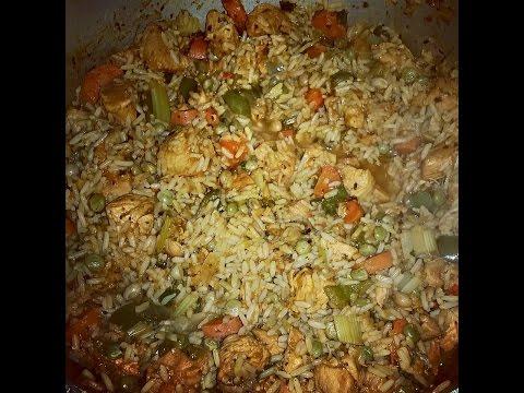 Quick & Simple Chicken Pelau | Taste of Trini