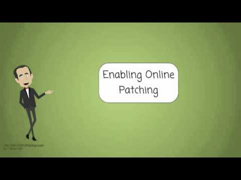 Oracle E-Business Suite R12 Online Patching Overview
