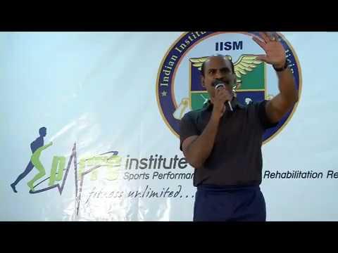 Functional Training Workshop Chennai - Sparrc Institute IISM