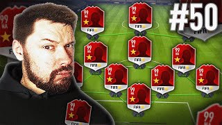 MY BEST DRAFT EVER! - #FIFA18 DRAFT TO GLORY #50