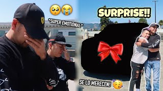 SURPRISING MY DAD WITH HIS DREAM TRUCK!!   Louie's Life