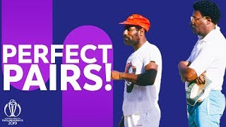 How Well Do Viv Richards & Clive Lloyd Know Each Other? | Perfect Pairs | ICC Cricket World Cup 2019