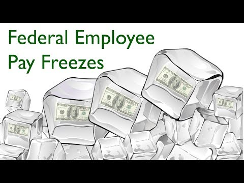 Federal Employee Pay Freezes