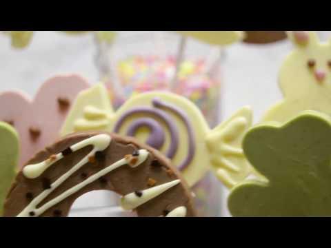 How to Make Ice Cream Lollipops