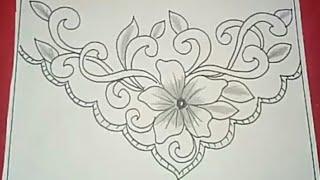 55 Gambar Batik Mudah Bunga Gambar Pixabay