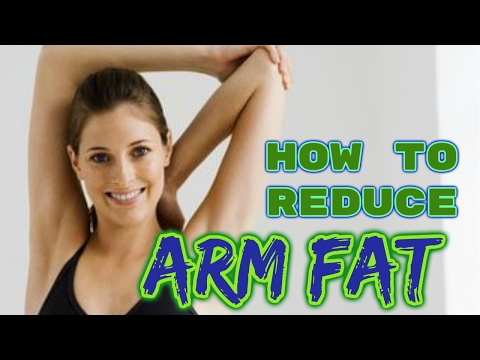 How to Reduce Arm Fat quickly | Lose Weight in Arms | Arm Fat Removal Tips -- HOW TO's