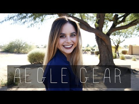AEGLE GEAR SCRUBS REVIEW + GIVEAWAY!