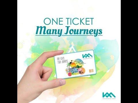 Kochi Metro - KMRL One Ticket