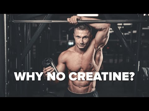 Why Do Some Pre-Workouts Not Contain Creatine?