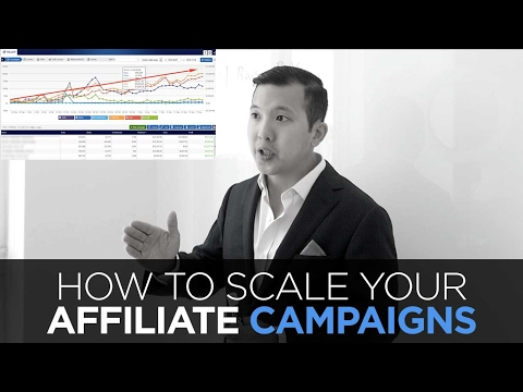 How to Scale Affiliate Marketing Campaigns on Any Traffic Source