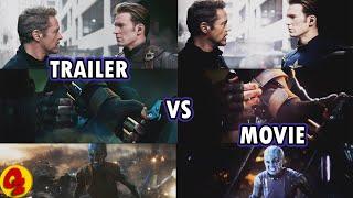 Download Avengers: Endgame | Trailer vs Movie Comparison [How Marvel prevented Spoilers !] Video