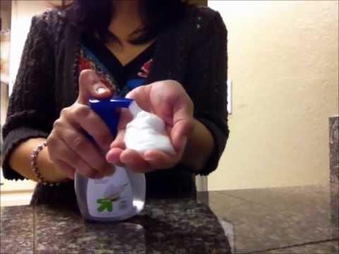 DIY Part 1: Foaming Hand Soap