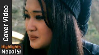 Timilai K Bhanu Cover Video - Nepali Movie NOVEMBER RAIN 2017/2073 Ft. Bikal Shrestha, Neha Tamang