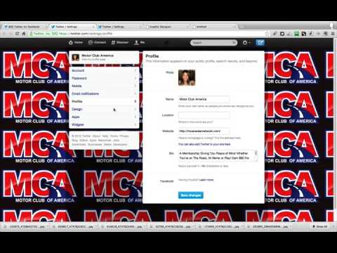 MCA | Motor Club of America Training | Creating A Facebook Fanpage To Expose Your Business!