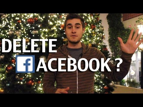 Should You Delete Your Facebook? (Christmas Special)