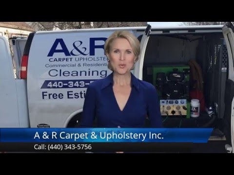 A & R Carpet & Upholstery Inc. Cleveland Amazing 5 Star Review by Iyonna I.