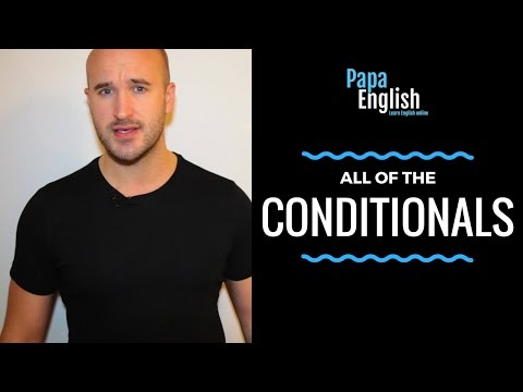 All of the English Conditionals - Donuts and Diarrhea