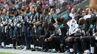 Is the Left pushing national anthem protests?