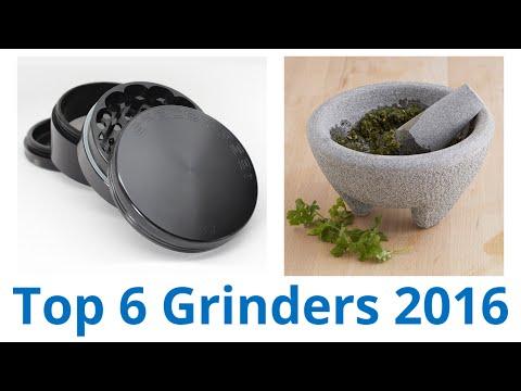 6 Best Grinders 2016
