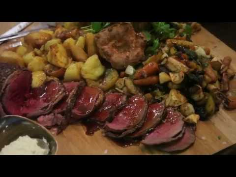 How to make perfect Roast Beef and Gravy