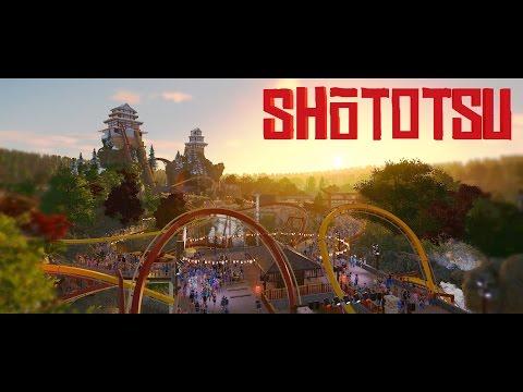 Shōtotsu - Dueling Coasters | Daytime Planet Coaster POVs