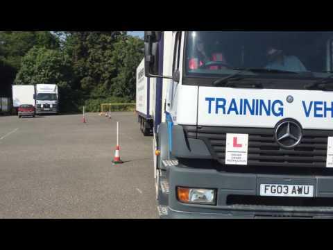 LGV Training Sussex