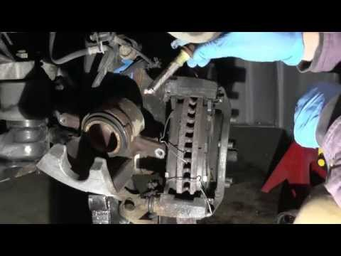 2007-2018 Toyota camry front brakes replacement