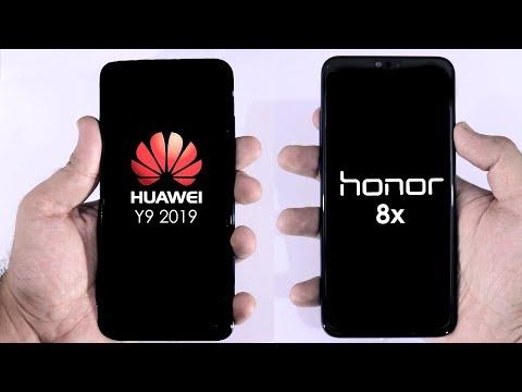 Huawei Y9 2019 Vs Honor 8X Speed Test! Akhri Faisla