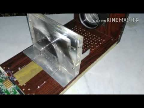 How to make a Diy movie projector HD ( do it yourself )