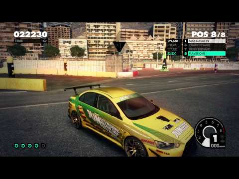 dirt3 game xp dx10