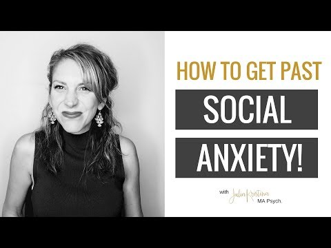 How To Get Past Social Anxiety - 5 Effective Strategies