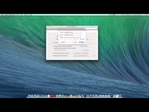 How to change your Mac's voice