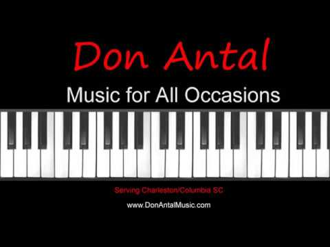Don Antal Keyboard Sampler - Charleston/Columbia SC